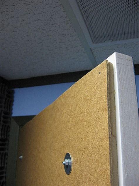 The Cheapest And Easiest Diy Soundproof Bedroom Door