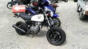 Moto Honda 50cc : ac16 ape injection honda mini moto 50cc youtube ~ Melissatoandfro.com Idées de Décoration