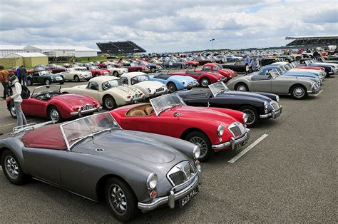 Mglive! 2016  Dates Confirmed  Mg Car Club