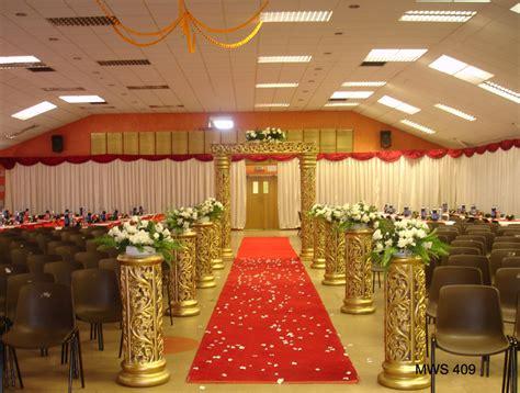 walkways entrance decor asian wedding event management