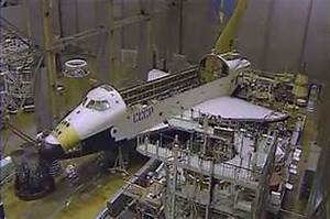 Soviet-era Buran space shuttle shipping to former Olympic ...