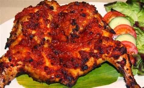 resep masakan khas lombok ayam taliwang