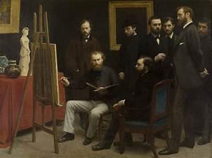 Un atelier aux Batignolles — Wikipédia
