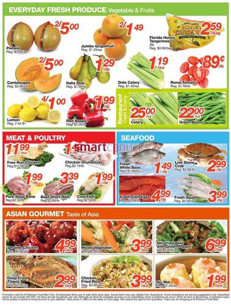 premium cuisine al premium food mart flyer april 17 to 23