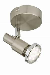 La Luce Leuchten : briloner leuchten lampada led da soffitto attacco gu10 orientabile 1 luce ebay ~ Sanjose-hotels-ca.com Haus und Dekorationen