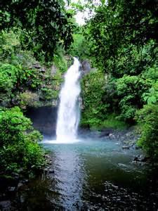 Fiji Islands Waterfalls