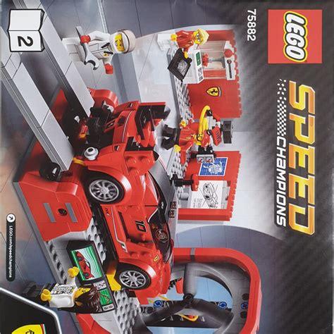 Home | official lego® shop us LEGO Ferrari FXX K & Development Center Set 75882 ...
