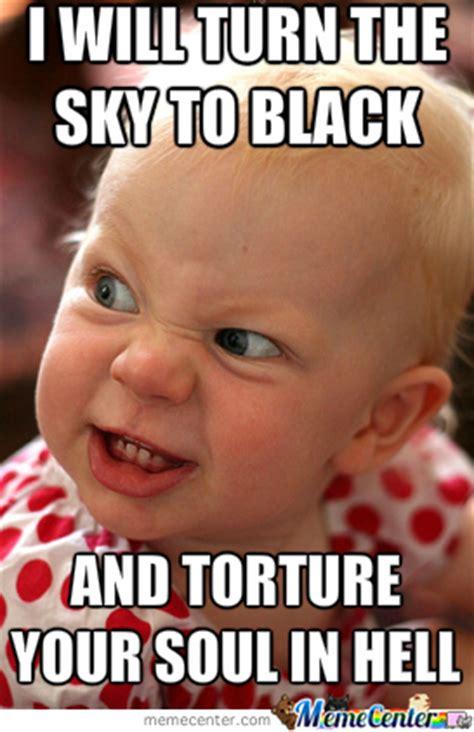 Evil Face Meme - the face of evil by snagglepuss meme center