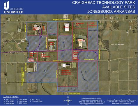 Craighead Technology Park  Jonesboro Chamber Of Commerce