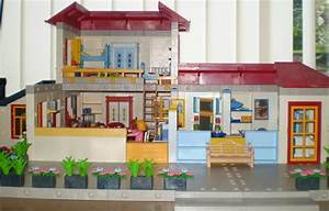Stunning Maison Moderne De Luxe Playmobil Ideas - Bikeparty.us ...