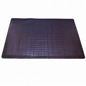 tapis de coffre auto en pvc caoutchouc a decouper With tapis caoutchouc garage
