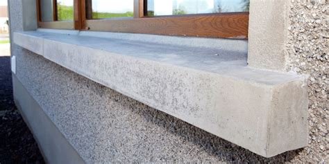 Concrete Window Sill by Precast Products Concrete Window Sills Northern Ireland