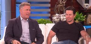 Mark Wahlberg and Will Ferrell's Kids Are 'Talking ...