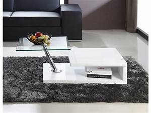 Tischplatte Hochglanz Weiß : couchtisch glas hochglanz wei elara drehbare tischplatte ~ Buech-reservation.com Haus und Dekorationen