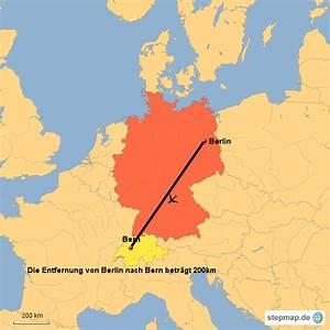 Hamburg Berlin Entfernung : entfernung von berlin nach bern von xmkey landkarte f r deutschland ~ Orissabook.com Haus und Dekorationen