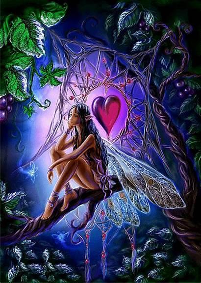Fairy Colorful Fairies Fantasy Fairie Pretty Faerie