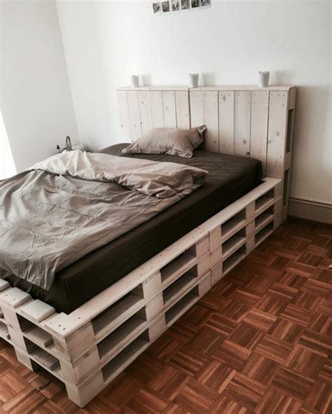 fabriquer chambre comment fabriquer une tete de lit en bois digpres