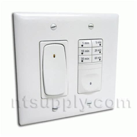 bathroom exhaust fan control switch electronic bathroom fan timer bath fans
