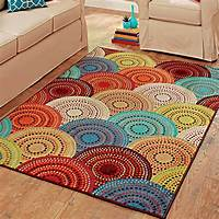 colorful area rugs RUGS AREA RUGS CARPETS 8x10 RUG FLOOR MODERN CUTE COLORFUL ...