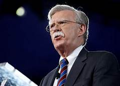 John Bolton called Guiliani a hand grenade