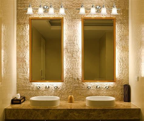 Vanity Bathroom Lighting Ideas