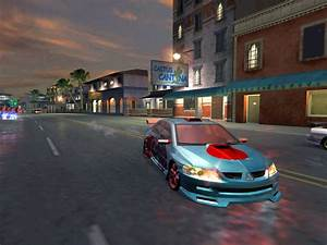 Need For Speed Underground 2 Geforce