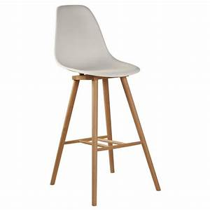 Tabouret De Bar Soldes : james tabouret de bar design scandinave blanc achat ~ Dailycaller-alerts.com Idées de Décoration