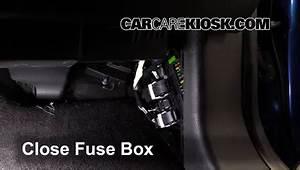 2015-2019 Ford F-150 Interior Fuse Check