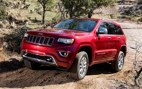 Jeep Grand Cherokee Overland 2018 Wallpapers And Hd