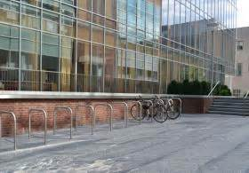 3600 civic center boulevard parking garage bike racks of pennsylvania facilities and