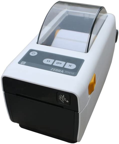 Available with either 203 dpi or 300 dpi print resolution the zd410 is ideal for printing labels with a shelf life of less than one year. ZEBRA ZD410Imprimante - Imprimante STAO