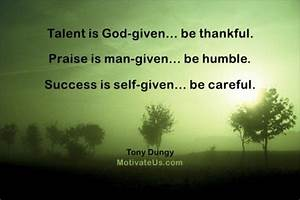 God-Given Talen... Talent Poems Quotes