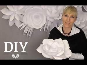 Große Schleife Selber Basteln : die 25 besten ideen zu papierblumen auf pinterest servietten dekorationen taschentuch poms ~ Eleganceandgraceweddings.com Haus und Dekorationen