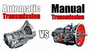 Difference Between Manual And Automatic Transmission