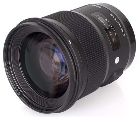 and lens reviews sigma 50mm f 1 4 dg hsm lens review