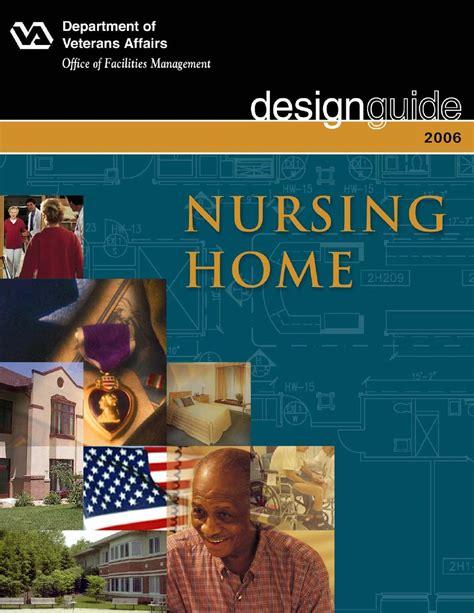 home design guide nursing home design guide nursinghome0001
