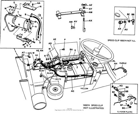 Simplicity Starter Solenoid Wiring Diagram by Simplicity 990572 Sovereign 3212h 12hp Ml Parts