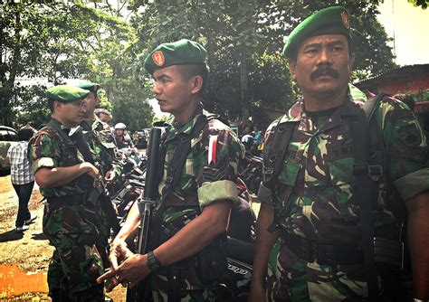 How an Indonesian firing squad carries out the death penalty