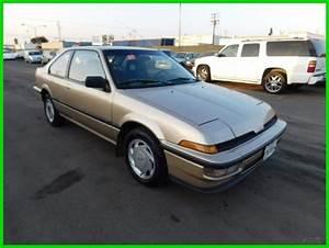 1989 Acura Integra Ls Used 1 6l I4 16v Manual No Reserve