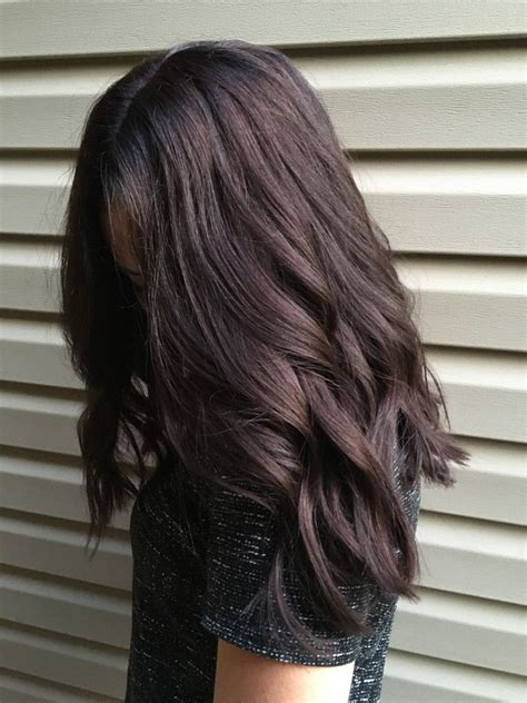 Darkest Shade Of Brown Hair by 25 Best Ideas About Mocha Brown Hair On