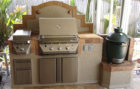 outdoor kitchen green egg outdoor kitchens complement with a big green egg 3855