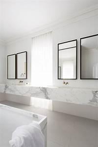 Marbre Salle De Bain. salle de bain marbre blanc pour afficher une ...