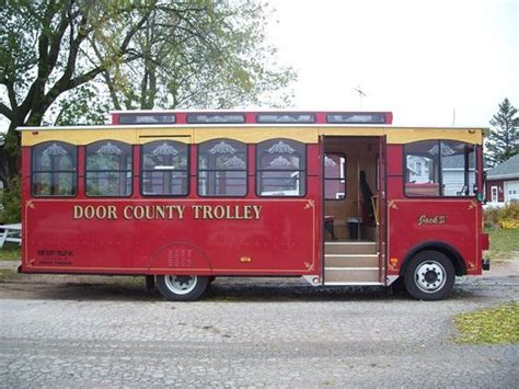 door county trolley door county trolley sturgeon bay reviews of door