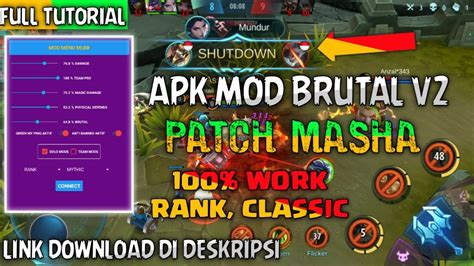 Bang bang is free to download and play, however some game items can also be legends auto play, mobile legends launcher pc, mobile legends chromebook, free download. APK MOD FULL HACK V2 PATCH MASHA 14.15 - Mobile Legends HACK