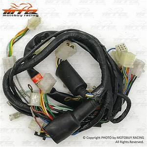 Honda Ex5 Class High Quality Wiring Set