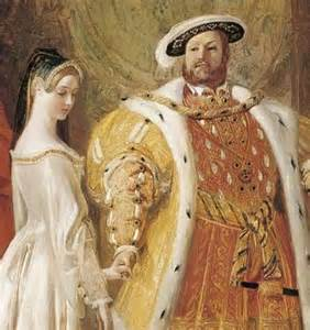 Image result for King Henry VIII to Anne Boleyn
