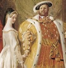Image result for King Henry VIII to Anne Boleyn