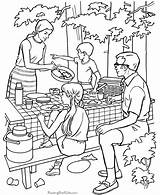 Coloring Camping Pages Printable Sheets Preschool Summer Camp Raisingourkids Fun Preschoolers Theme Activity Adult Outdoor Colouring Cartoon Activities Drawing Library sketch template