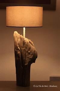 Ou Acheter Du Bois Flotté : les 25 meilleures id es de la cat gorie lampe en bois ~ Teatrodelosmanantiales.com Idées de Décoration