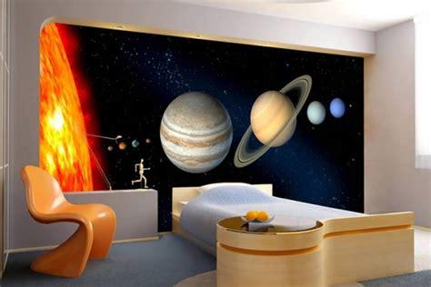 déco chambre systeme solaire